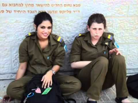 Female soldiers IDF (Israeli army israeli jewish girls jews israeli women fighting beautiful)