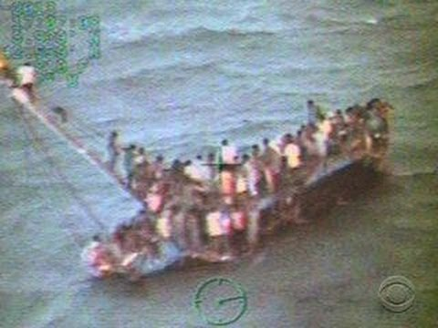Boat carrying Haitian migrants capsizes off Bahamas, dozens killed