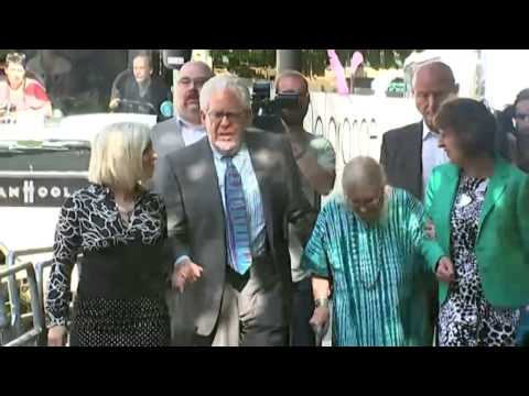 Rolf Harris sentenced to over five years for indecent assault charges