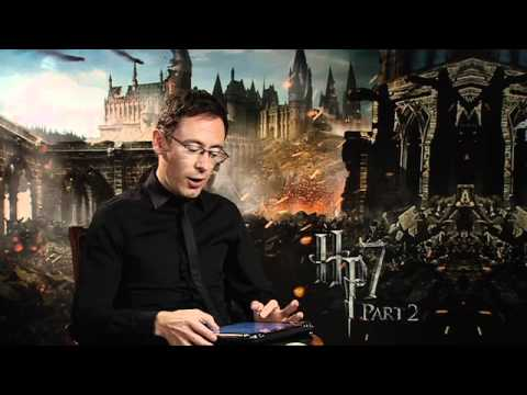 Interview: Producer David Barron Talks Harry Potter and the Deathly Hallows: Part 2