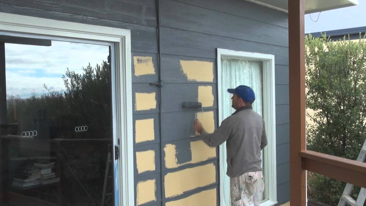 Painting hardiplank hardie plank painting exterior wall - Best exterior paint for hardiplank siding ...