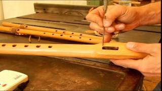 How To Re-Tune A Native American Flute That Is Out Of Tune