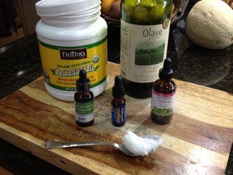 52 Semanas de **Desintoxicación** 2014 Semana (17) Oil Pulling con Aciete de Coco
