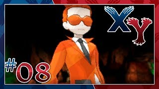Pokémon X And Y Walkthrough Part 8: The Glittering