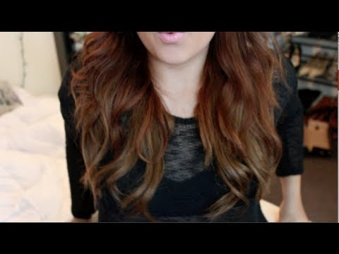Black to Light Brown Hair Without Bleach (L'Oreal HiColor HiLights ...