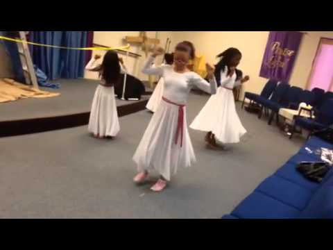 Ressurrection praise dance