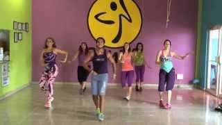 """Zumba: """"Bailando"""" de Enrrique Iglesias"""