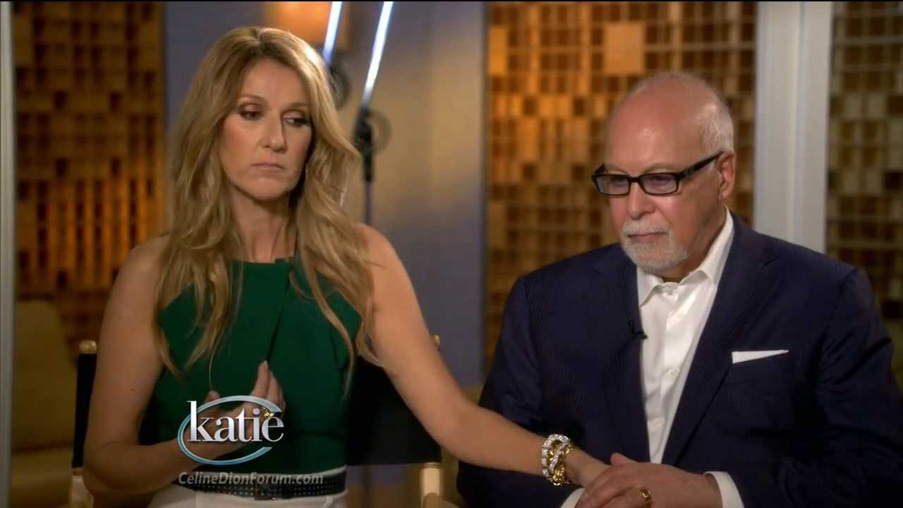 Celine Dion on Katie Couric Show 4/25/2013 - HD 720p - PART 2 of 4 - YouTube