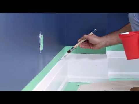 How To Paint Trim With Premier