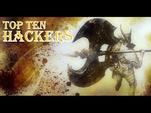 Dark Souls PvP - Top Ten Hacker Kills! (Week 12)