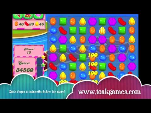 How To Win Level 140 In Candy Crush | User Guide Manual PDF Download