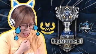 Cảm xúc Misthy khi xem GAM vs Longzhu: TIM TAO ĐAU QUÁ MAN!! || Streaming Highlight #41