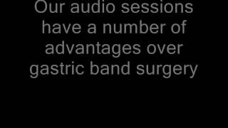 Gastric Band Hypnosis MP3