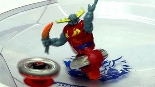 Beyblade Shogun Steel Battle Tops Vs Bey Warriors Samurai