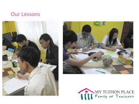 My Tuition Centre - About Us - Secondary Math & Science Tuition, Singapore
