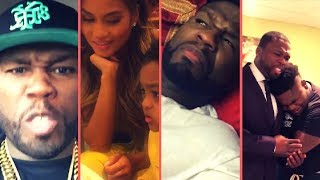 """20 Times """"50 Cent"""" Made You Laugh 2017 Moments (50 Cent Diss , 50 Cent Funny , Troll , Reaction)"""