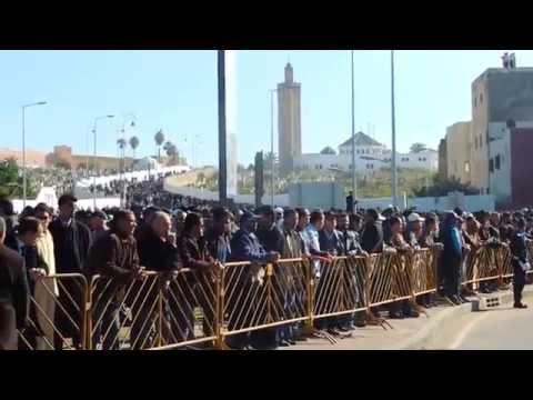 المغرب يودع عبد الله بها