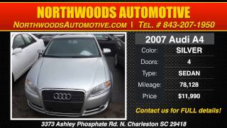 [Audi Cars For Sale in North Charleston SC | Northwoods Autom...] Video