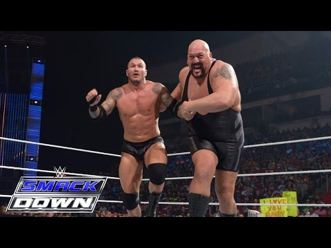 Randy Orton vs. Big Show: SmackDown, April 2, 2015