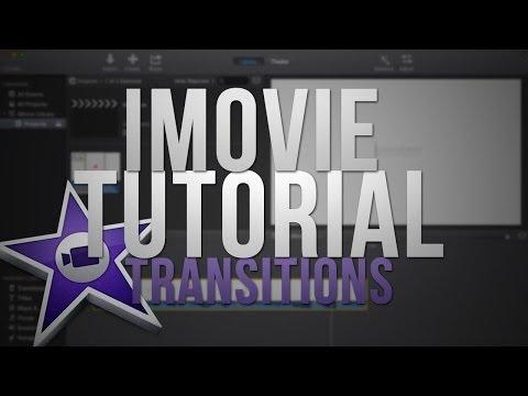 NEW iMovie 2013: Transitions (Tutorial)