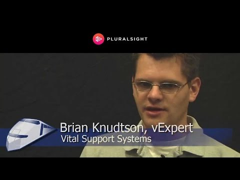 Interview with vExpert Brian Knudtson