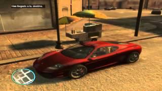 GTA IV Ubicación De La Tienda De Motos