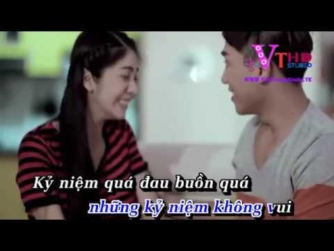 [karaoke HD] Kỷ Niệm Không Vui - Châu Khải Phong - Văn Trường Studio