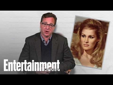 Bob Saget Takes Our Pop Culture Personality Test - Entertainment Weekly