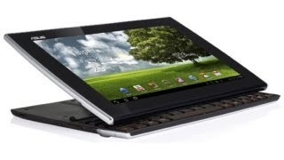 ASUS Eee Pad Slider Android 4.0 Upgrade & Quadrant Benchmark view on youtube.com tube online.