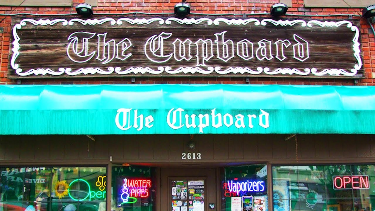 Featured Segment – The Cupboard