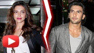 Ranveer Singh Not Dating Deepika Padukone