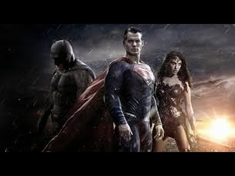 BATMAN V SUPERMAN Dawn Of Justice Trailer 2016 BEN AFFLECK HENRY CAVILL (FAN MADE)