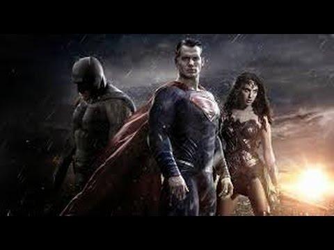 BATMAN V SUPERMAN Dawn Of Justice Trailer 2016 BEN AFFLECK HENRY CAVILL (FAN MADE)