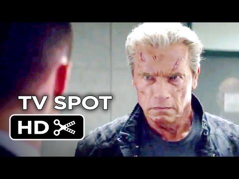Terminator Genisys TV SPOT - New Threat (2015) - Emilia Clarke, Arnold Schwarzenegger Movie HD