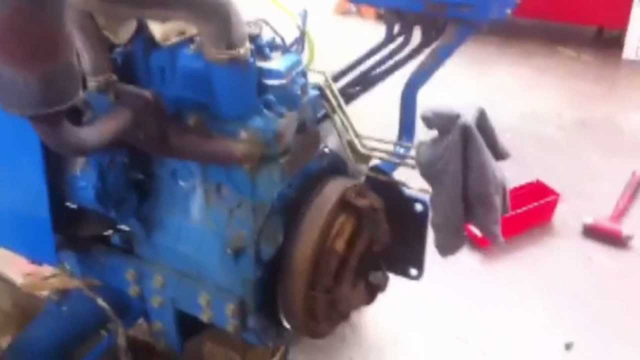 1715 Ford Tractor Parts : Ford tractor clutch issues and whats going on in the