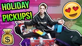 ALL OF MY HOLIDAY PICKUPS OF 2017! (FAMILY AND FRIEND GIFTS)