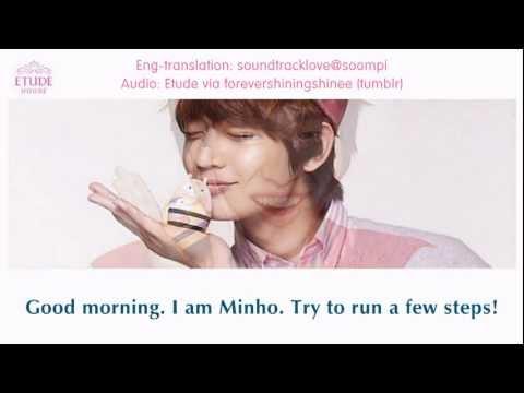 [EngSub + DL Link] SHINee Etude Morning Call