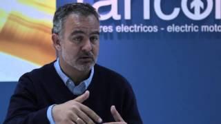 2015-05-13 Euskadinnova entrevista a David Bernar, Coordinador de Lancor