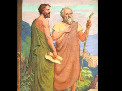 Aforismi di Socrate.