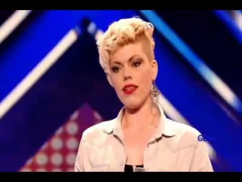 X Factor Judges 2012 Angriest contestant X ...