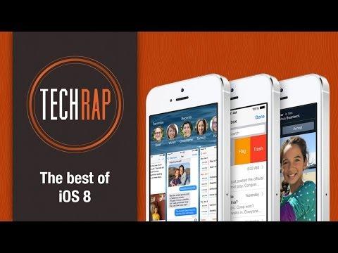 Best of iOS 8 (TechRap)