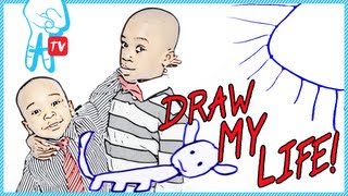 Draw My Life Zay Zay And JoJo Crazy I Say Ep. 46