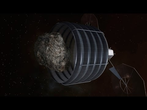 NASA's Plan to Save Earth From Killer Asteroids
