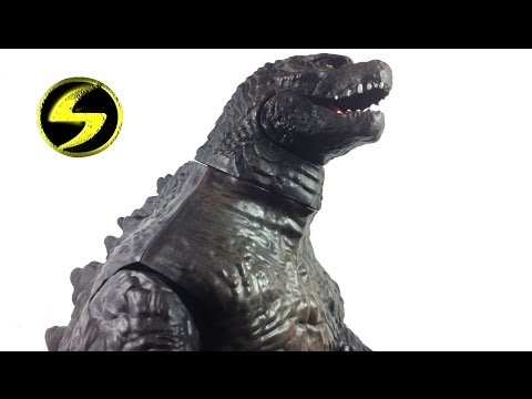 Jakks Pacific Giant Size 24 inch Godzilla Review (Sunday with Styles)