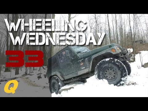 Wheeling Wednesday 33 - Spring Snow