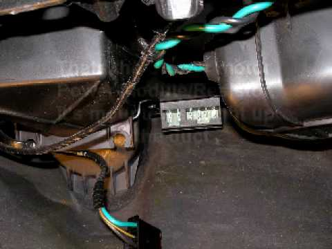 Chrysler 300 blower resistor location get free image for Blower motor resistor location