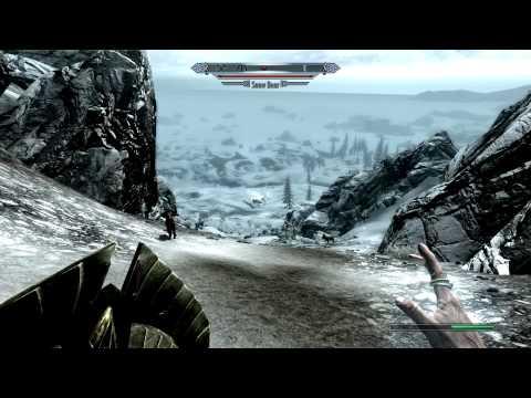 Пасхалки и интересности The Elder Scrolls V: Skyrim...(Чересчур малое обновление)