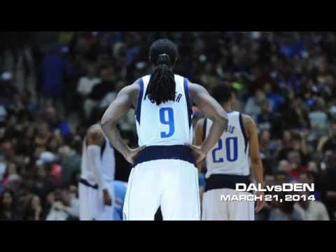 DALLAS MAVERICKS vs DENVER NUGGETS HIGHLIGHTS AND RECAP (MONTA ELLIS 26 POINTS)