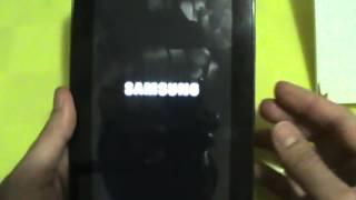 Samsung Galaxy Tab 2 P3110 Reset De Fábrica PT-BR