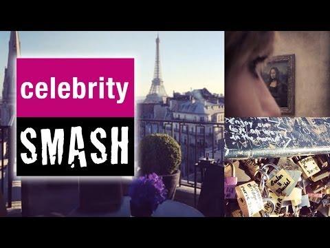 Heidi Klum verliebt in Paris (mit Vito Schnabel?)
